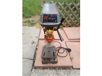 Axminster bench pillar drill