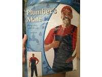 Plumbers Mate Fancy Dress Outfit