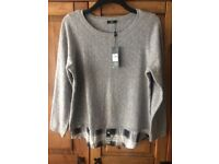 NEW M&Co womens jumper size 16
