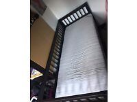 IKEA Day Bed - 2 Mattresses, 2 Under drawers - Can extend into a double