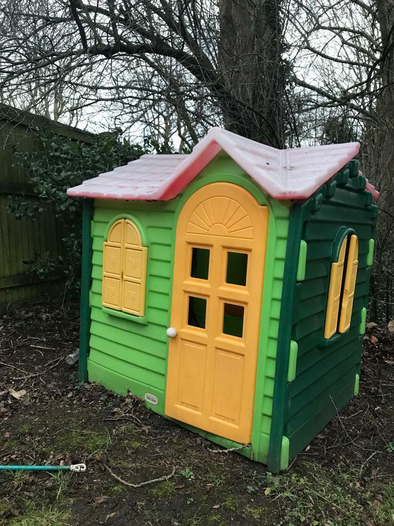 Little tikes playhouse evergreen cottage in denham for Evergreen cottage
