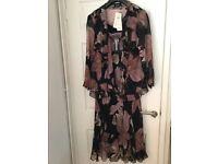 Size 20 BNWT Sorrento dress and cover-up