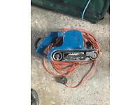 Wadkin 4 inch belt sander
