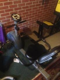Pedal Cycle Machine (Carl Lewis Fitness)