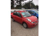 Nissan Micra 1.2 **only 35,000 miles**