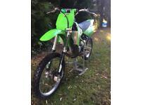 Kawasaki Kx85 Big Wheel motocross bike (kx cr yz rm sx 85 80)