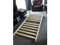 Free single bed frame for pick up