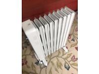 Dimplex 2kw eco oil free radiator heater