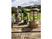 Tilley lamps