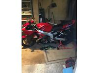 Kawasaki zx6r 1999 may swap 4x4