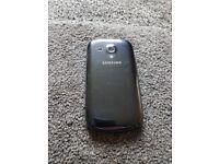 Samsung Galaxy SIII mini, Blue/Grey