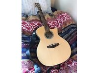 Tanglewood TVC XFM Electro Acoustic guitar *Mint* + HQ Padded Case