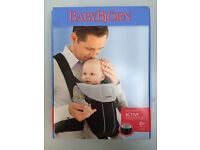Classic baby bjorn baby carrier in black . Used but in absolutely fine condition.