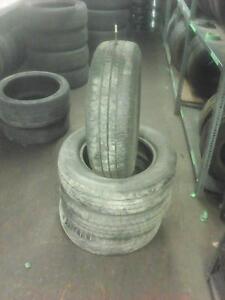 205/65/15 Set of 4 All Season GENERAL Tires, include installation, , 8/32  Tread, 70% Tread