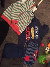 5x Boys clothes 3-4 years. Joggers, hoodies
