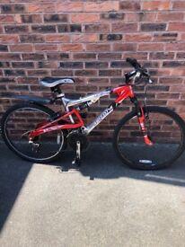 Kobe Arizona mountain bike