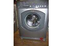 Hotpoint Aquarius Washing Machine - 7 KG - 1600 Spin