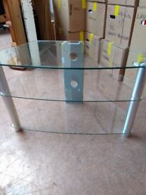 FOR SALE - Glass TV unit