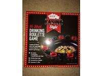Drinking roulette game brand new in box