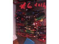 12 inch Marvel, DC Comics etc figures