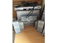 Home Cinema Theater Sound System 5.1 Surround Sound Panasonic SA-HT520
