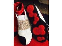 Jordan's Nike air trainers