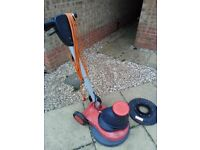 17 Inch Truvox Orbis 400 Floor Polisher / Buffer (Used)