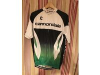 Men's Cannondale cycling jersey top