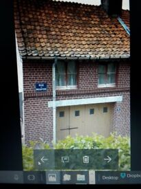 TOWN HOUSES FOR SALE IN NORTHERN FRANCE C1870'S ON-GOING PROJECT FOR HOME/GITE/RENT/ INVESTMENT