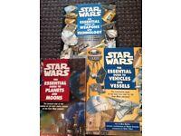 3 starwars books