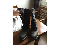 Ladies Dr Martins Boots