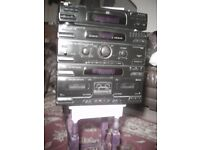 JVC HiFi mint condition all ways has been considering there old
