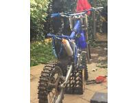 YZ 125 project!