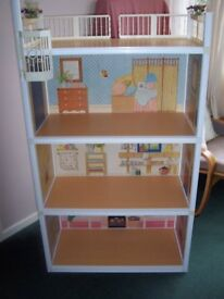 Sindy Dolls House vintage 1980's very good condition