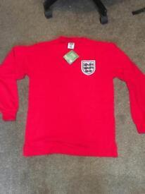 Retro 1966 England Shirt