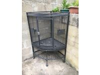 Parrot cage for collection
