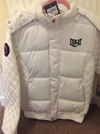 Ladies bomber type jacket
