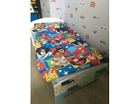 Vehicle Toddler Bed and mattress - excellent condition