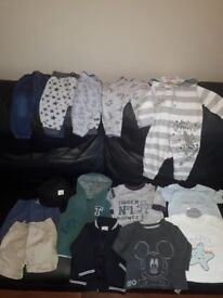 boys 3-6months bundle
