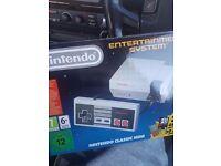 #RARE Nintendo classic mini. Unopened brand new