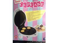 Swan cupcake maker