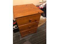 3 door chest of drawers -2