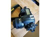 Nikon d300 with 35 1.8g