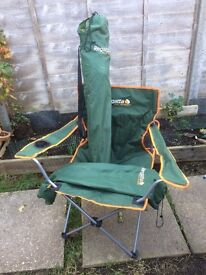 """""""Regatta Polyester Chairs with Storage Bag"""