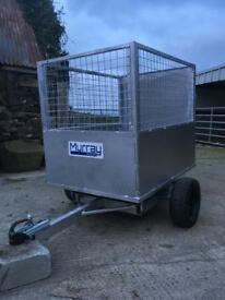 Brand New Quad Sheep Trailer