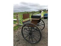 Ken Jackson pony cart