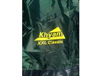 Khyam XXL Classic tent bedroom compartment ONLY!