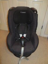 Maxi Cosi Tobi Car seat. Age 9 months to 4 years.