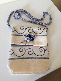 Hand made small bag