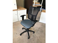 Office Chairs x 12